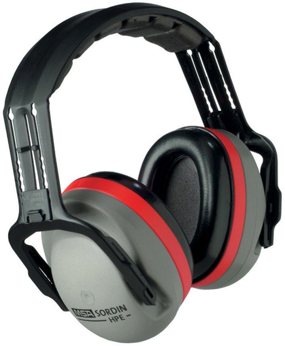 Наушники для стрельбы MSA Sordin HPE, пассивные, стандартное оголовьеSOR22010Эти наушники настолько удобны, что Вы не захотите с ними расставаться! Уникальные литые вкладыши обеспечивают исключительное шумоподавление и максимальный комфорт. HPE пригодны для всех областей применения, требующих защиты органов слуха. EN 352-1, EN 352-3 С держателем: акустическая эффективность 27 дБ, В = 31, С = 24, Н = 16