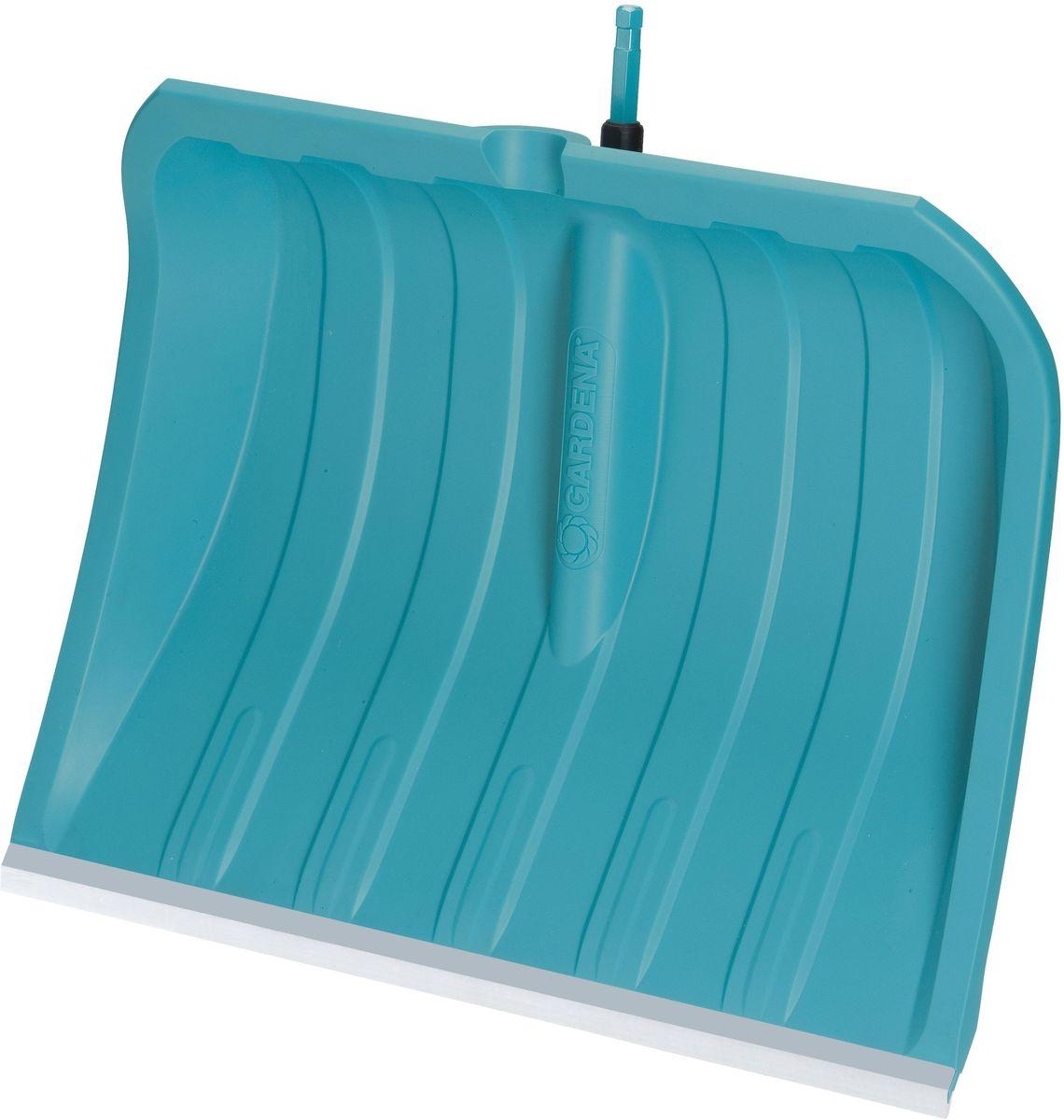 Комплект Gardena: рукоятка деревянная FSC, 150 см (03725-20.000.00), лопата для уборки снега, 50 см, с кромкой из нержавеющей стали (03243-20.000.00)07830-20.000.00Уборка снега, высококачественный пластик; устойчивость к морозу до -40 градусов и соли, рабочая ширина 50см, рекомендуемая длина ручки 130см (3734-20). Бесшумная, износостойкая пластиковая кромка, не повреждающая поверхность. Идеальна подходит для неровных поверхностей, таких как бетон или асфальт.