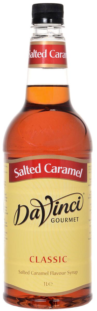 DaVinci Соленая карамель сироп, 1 л20393757Сироп DaVinci - роскошное безалкогольное дополнение к кофе или какому-либо другому напитку. Кроме кофе, сироп можно добавить в чай, мороженое, десерты, коктейли. Ваши напитки будут иметь мягкий насыщенный вкус. Хорошая смешиваемость. Будет иметь прекрасный вкус в сочетании с кофе, не перебивая или подавляя его сладостью. Вкус останется сильным и однородным и в горячих напитках. Сироп DaVinci пользуется большой популярностью во всем мире. Уважаемые клиенты! Обращаем ваше внимание, что полный перечень состава продукта представлен на дополнительном изображении.