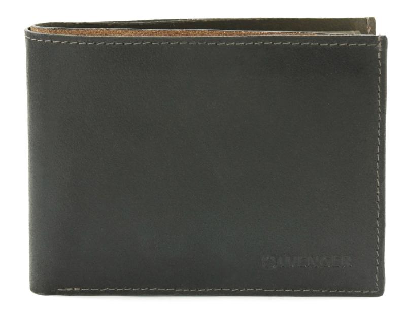 Портмоне мужское Wenger, цвет: коричневый. W01-25BRW01-25BRКлассическое портмоне WENGER Cloudy W01-25BR для успешных, уверенных в себе людей, которые ценят время и надёжность. Портмоне изготовлено из воловьей кожа высококачественной отделки, представлено в коричневом цвете. Содержимое изделия имеет стандартно назначение: большое отделение для размещения банкнот, специальный отсек для мелочи, 8 стандартных карманов для пластиковых карт и отделение в виде кармана, для размещения документов. Портмоне имеет внешнюю отделку – прострочку и тиснение в виде фирменного наименования. Размер изделия – 12х9х1 см, представлен горизонтально.