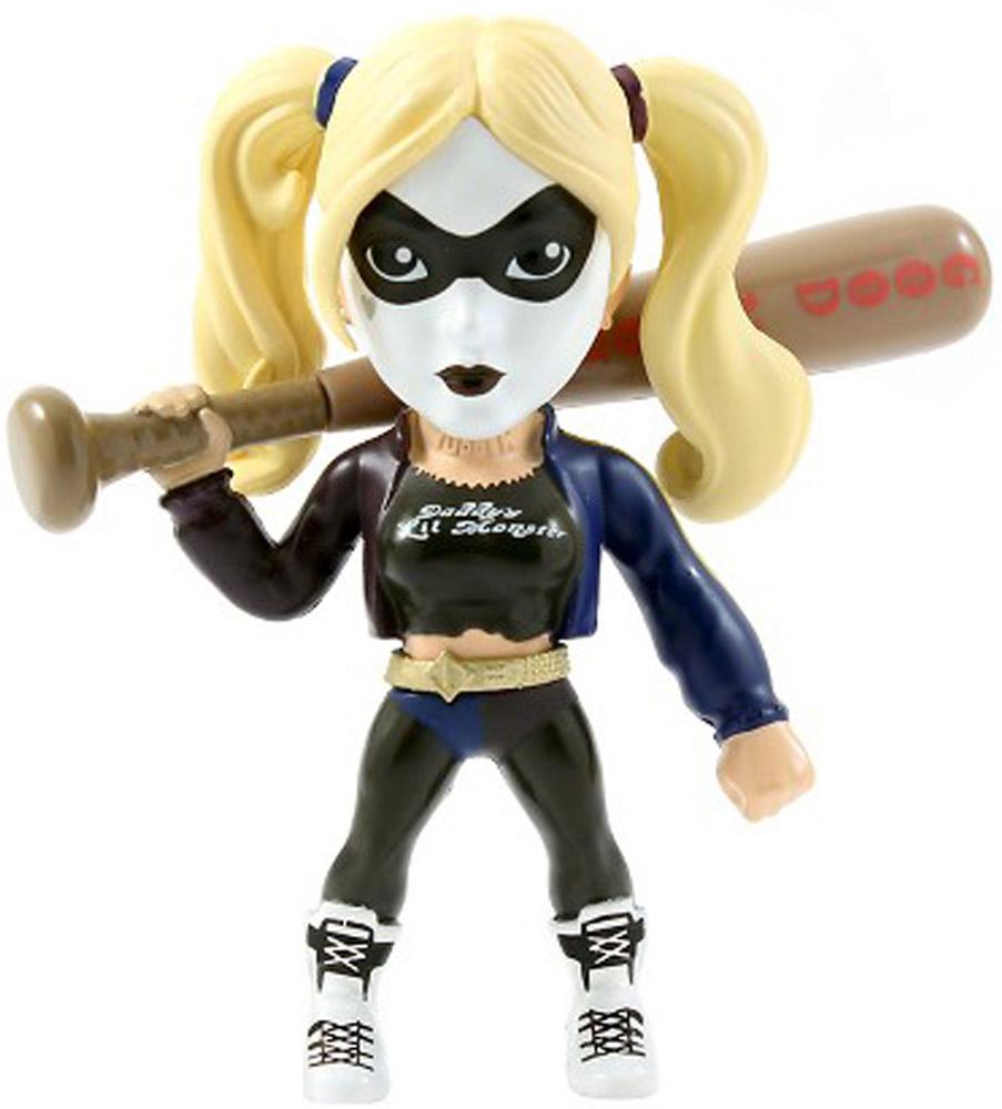 DC Comics. Фигурка металлическая Harley Quinn Alt, 10 см