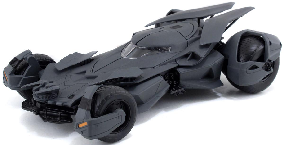 DC Comics. Набор Batmobile Model Kit, Grey 1:24, Jada Toys Inc