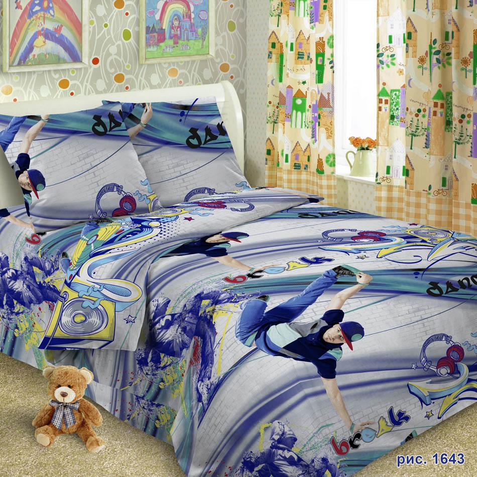 Комплект детского постельного белья Letto Брейк, 1,5-спальный, наволочка 50х70break50Очаровательный комплект постельного белья, украшенный ярким анималистическим принтом. Эта модель произведена из плотного хлопка, полотняного плетения, группы перкаль, с использованием современных устойчивых и в то же время, гипоаллергенных красителей. Такое белье прослужит долго и выдержит много стирок. Рекомендуется перед первым использованием постирать, но не пересушивать. Применение кондиционера при стирке сделает такое постельное белье мягче и комфортней. Пододеяльник на молнии. Обращаем внимание, что расцветка наволочек может отличаться от представленной на фото.