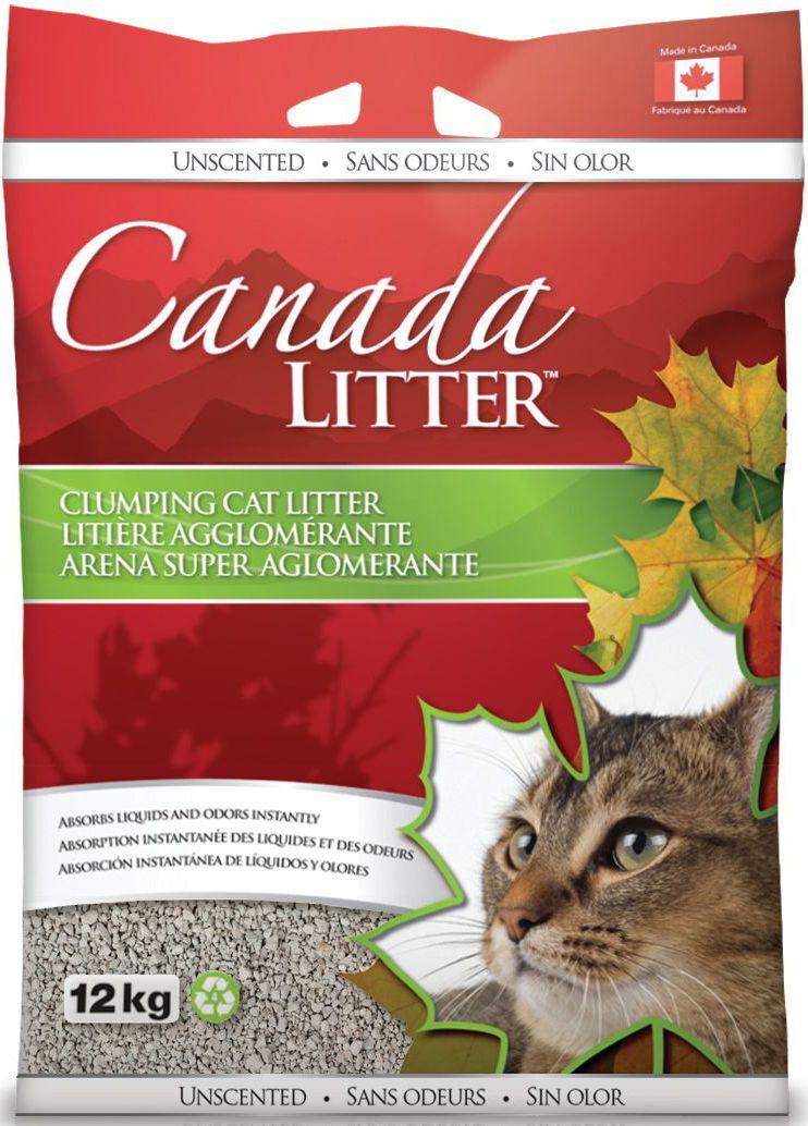 Наполнитель для кошачьих туалетов Canada Litter Запах на Замке, комкующийся, с ароматом детской присыпки, 12 кг26261Комкующийся наполнитель Canada Litter - канадский наполнитель супер-премиум класса. Наполнитель Canada Litter Запах на замке изготовлен из натриевого бентонита и производится в Канаде. Наполнитель впитывает 350% влаги (в 3,5 раза больше собственного веса). Специальные гранулы напоминают кошке ее естественную среду. Обладает высокой впитывающей и комкующей способностью. Результат заметен мгновенно – при увлажнении сразу образуется плотный комочек. Мягкий приятный аромат детской присыпки, едва заметный для кошки, устраняет и контролирует запах. Бентонит - высокачественная глина, которая быстро поглощает запахи, легко комкуется в большие твердые комочки и весьма экономична в расходовании. Инструкция по применению: 1. Наполните чистый лоток кошачьего туалета Комкующимся наполнителем Canada Litter слоем в 10-12 см. 2. Ежедневно удаляйте совком образовавшиеся комочки. 3. Добавляйте необходимое количество наполнителя, чтобы восполнить содержимое...