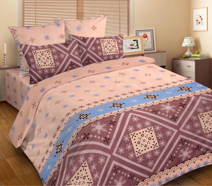 Комплект белья Guten Morgen Сканди, 2-спальный, наволочки 69х69PW-110-173-175-69Комплект постельного белья Guten Morgen Сканди, изготовленный из микрофибры (100% полиэстер), поможет вам расслабиться и подарит спокойный сон. Комплект состоит из пододеяльника, простыни и двух наволочек. Благодаря такому комплекту постельного белья вы сможете создать атмосферу уюта и комфорта в вашей спальне. Ткань микрофибра - новая технология в производстве постельного белья. Тонкие волокна, используемые в ткани, производят путем переработки полиамида и полиэстера. Такая нить не впитывает влагу, как хлопок, а пропускает ее через себя, и влага быстро испаряется. Изделие не деформируется и хорошо держит форму.