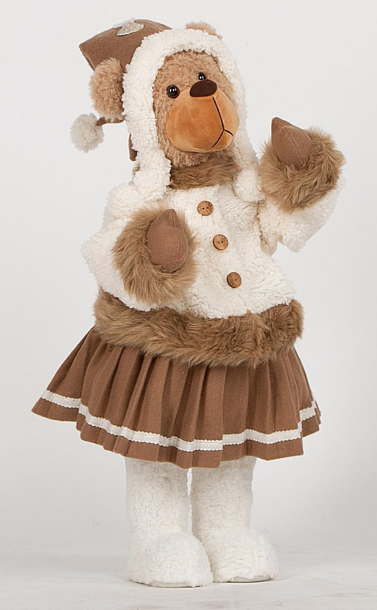 Кукла Estro, диаметр 70 см. C21-281032C21-281032Кукла создана вручную, неповторима и оригинальна. Порадуйте своих друзей и близких этим замечательным подарком!