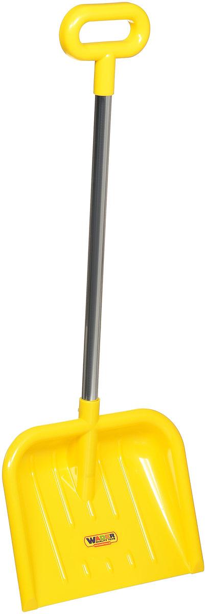 Полесье Лопата детская цвет желтыйП-39668_желтыйДетская лопата Полесье отлично подойдет ребенку для различных игр. Летом с ее помощью можно устроить грандиозную стройку в песочнице, а зимой создавать снежные башни или просто убирать снег. Лопата выполнена из прочного пластика, черенок - из алюминия с удобной пластиковой рукояткой.