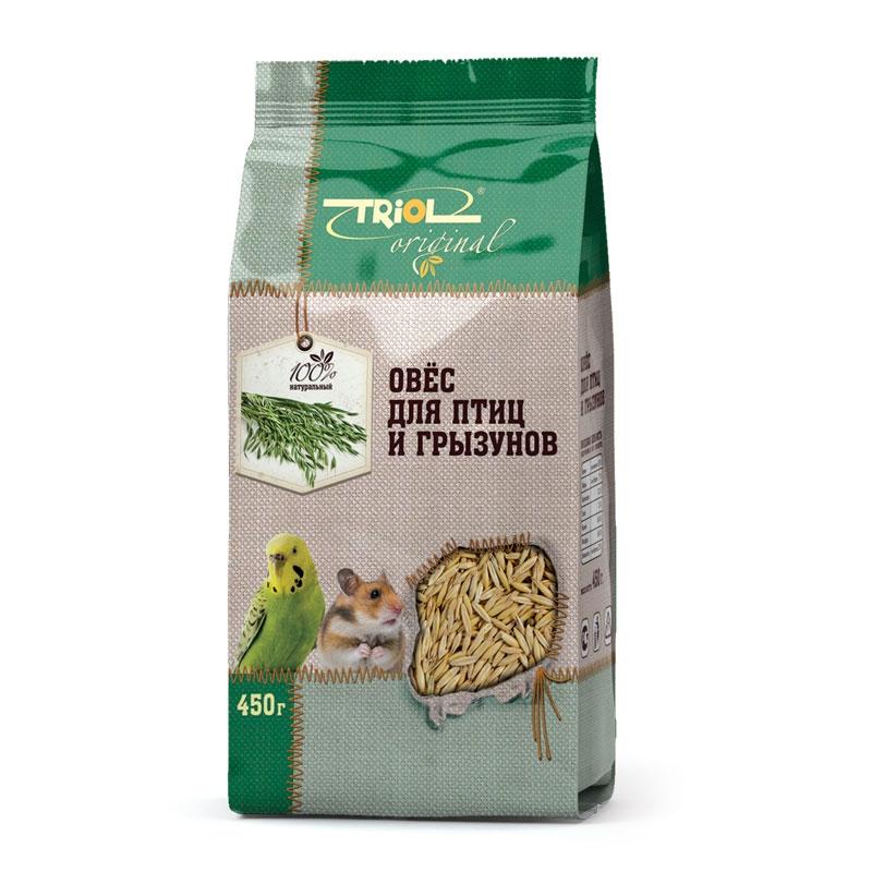 Корм Triol Original. Овес, для птиц и грызунов, 450 гTF-01200Корма и лакомства Triol Original содержат только натуральные ингредиенты и изготовлены из отборного зерна. Оригинальная рецептура учитывает пещевые потребности вашего пернатого питомца. Сбалансированный и разнообразный состав не только удовлетворяет вкусовым предпочтениям, но и укрепляет здоровье. Изготовлено из отборных зёрен овса.