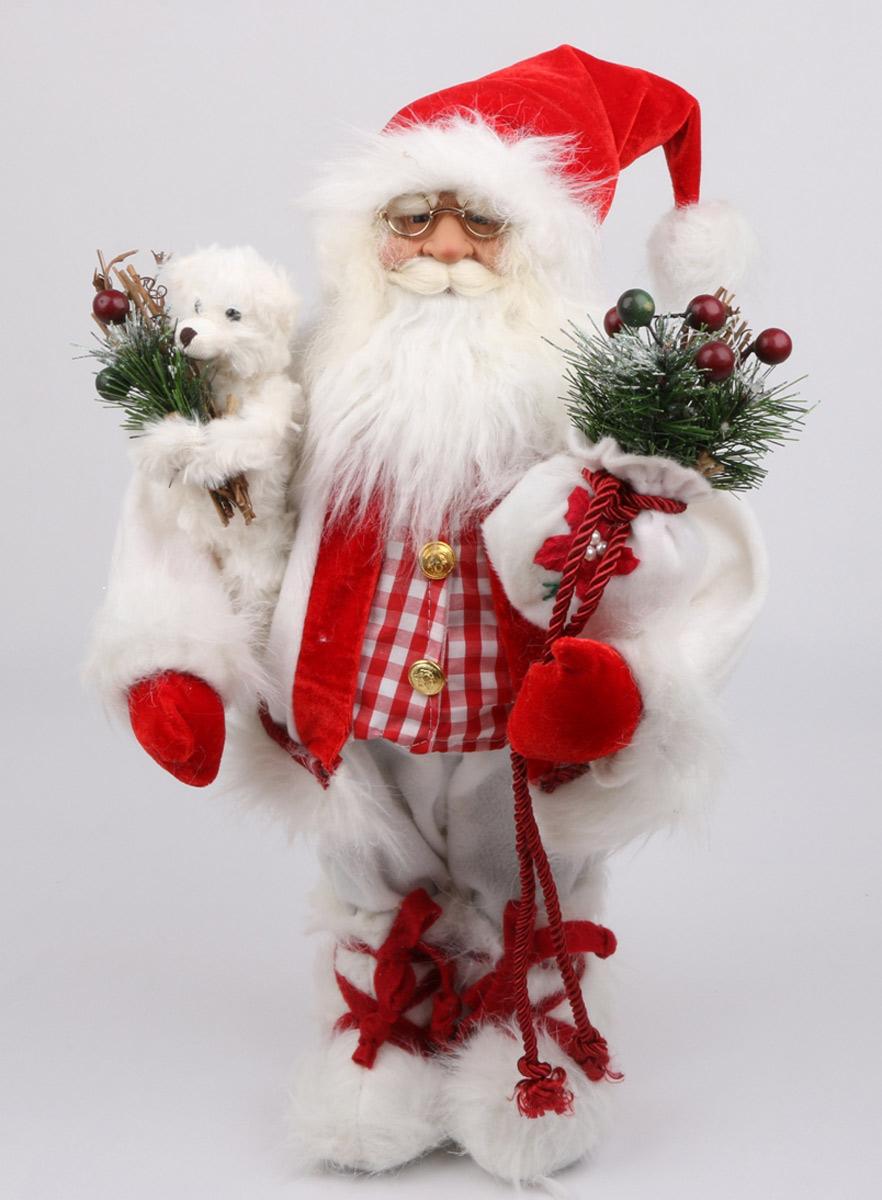 Кукла ESTRO, цвет: красный, диаметр 30 см. C21-121168C21-121168Кукла создана вручную, неповторима и оригинальна. Порадуйте своих друзей и близких этим замечательным подарком!