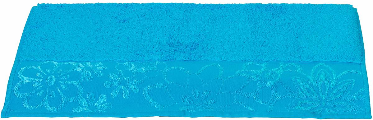 Полотенце махровое Hobby Home Collection Dora, цвет: бирюзовый, 50х90 см1501000435Полотенца марки Хобби уникальны и разрабатываются эксклюзивно для данной марки. При создании коллекции используются самые высокотехнологичные ткацкие приемы. Дизайнеры марки украшают вещи изысканным декором. Коллекция линии соответствует актуальным тенденциям, диктуемым мировыми подиумами и модой в области домашнего текстиля.