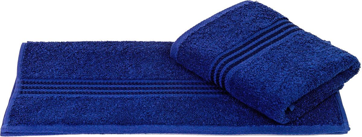 Полотенце махровое Hobby Home Collection Rainbow, цвет: синий, 50х90 см1501000541Полотенца марки Хобби уникальны и разрабатываются эксклюзивно для данной марки. При создании коллекции используются самые высокотехнологичные ткацкие приемы. Дизайнеры марки украшают вещи изысканным декором. Коллекция линии соответствует актуальным тенденциям, диктуемым мировыми подиумами и модой в области домашнего текстиля.