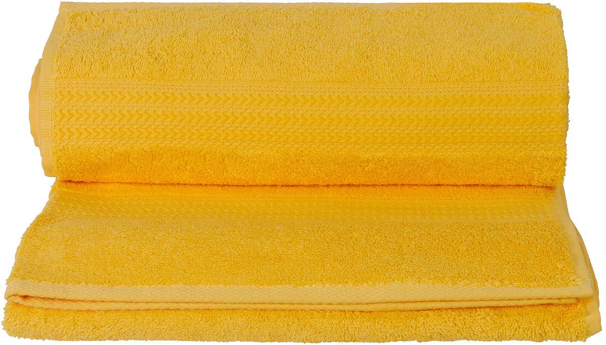 Полотенце Hobby Home Collection Rainbow, цвет: темно-желтый, 50 х 90 см1501000542Полотенце Hobby Home Collection Rainbow выполнено из 100% хлопка. Изделие отлично впитывает влагу, быстро сохнет, сохраняет яркость цвета и не теряет форму даже после многократных стирок. Такое полотенце очень практично и неприхотливо в уходе. А простой, но стильный дизайн полотенца позволит ему вписаться даже в классический интерьер ванной комнаты.