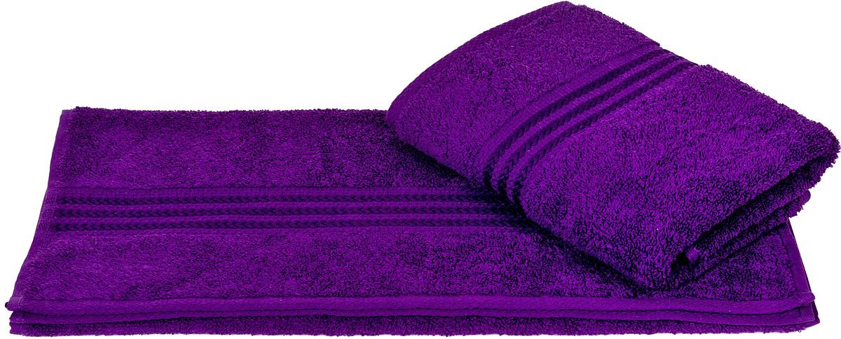 Полотенце Hobby Home Collection Rainbow, цвет: фиолетовый, 70 х 140 см1501000580Полотенца марки Хобби уникальны и разрабатываются эксклюзивно для данной марки. При создании коллекции используются самые высокотехнологичные ткацкие приемы. Дизайнеры марки украшают вещи изысканным декором. Коллекция линии соответствует актуальным тенденциям, диктуемым мировыми подиумами и модой в области домашнего текстиля.
