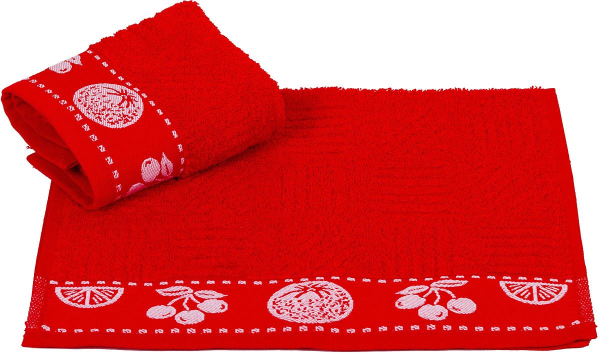 Полотенце кухонное Hobby Home Collection Meyve Bahcesi, цвет: красный, 30 х 50 см1501000792Кухонное полотенце Hobby Home Collection Meyve Bahcesi выполнено из высококачественного 100% хлопка и предназначено для использования на кухне или в столовой. Такое полотенце станет отличным вариантом для практичной и современной хозяйки.