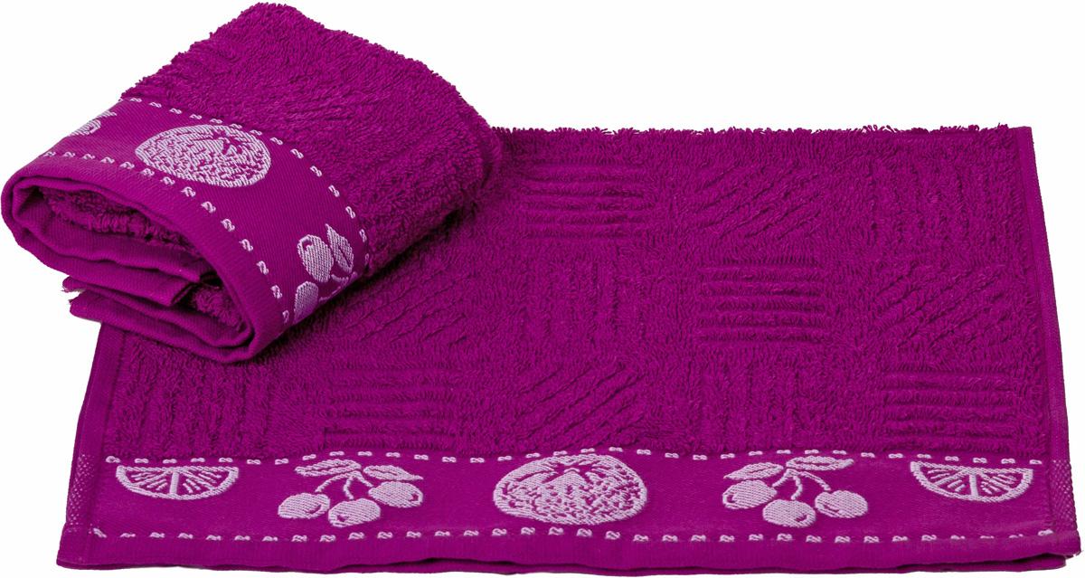 Полотенце махровое Hobby Home Collection Meyve Bahcesi, цвет: фиолетовый, 30х50 см1501000796Полотенца марки Хобби уникальны и разрабатываются эксклюзивно для данной марки. При создании коллекции используются самые высокотехнологичные ткацкие приемы. Дизайнеры марки украшают вещи изысканным декором. Коллекция линии соответствует актуальным тенденциям, диктуемым мировыми подиумами и модой в области домашнего текстиля.