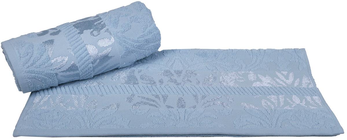 Полотенце Hobby Home Collection Versal, цвет: голубой, 100 х 150 см1607000089Полотенце Hobby Home Collection Versal выполнено из 100% хлопка. Изделие отлично впитывает влагу, быстро сохнет, сохраняет яркость цвета и не теряет форму даже после многократных стирок. Такое полотенце очень практично и неприхотливо в уходе. А простой, но стильный дизайн полотенца позволит ему вписаться даже в классический интерьер ванной комнаты.