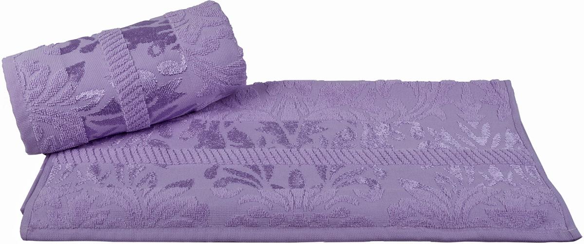 Полотенце Hobby Home Collection Versal, цвет: лиловый, 70 х 140 см1607000103Полотенце Hobby Home Collection Versal выполнено из 100% хлопка. Изделие отлично впитывает влагу, быстро сохнет, сохраняет яркость цвета и не теряет форму даже после многократных стирок. Такое полотенце очень практично и неприхотливо в уходе. А простой, но стильный дизайн полотенца позволит ему вписаться даже в классический интерьер ванной комнаты.