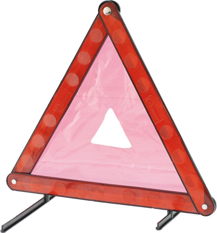 Знак аварийной остановки Stels в кейсе54914Предназначен для оповещения места ДТП. Оснащен светоотражающими элементами. Поставляется в комплекте с пластиковым чехлом.