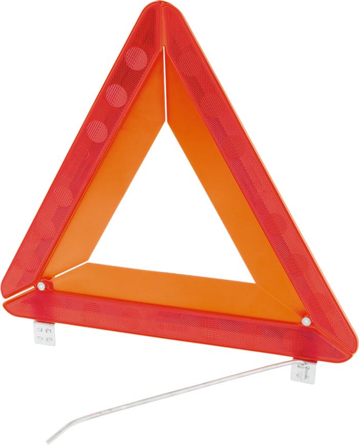Знак аварийной остановки Stels усиленный, в кейсе54916Предназначен для оповещения места ДТП. Оснащен светоотражающими элементами. Усиленное металлическое основание. Поставляется в комплекте с пластиковым чехлом.