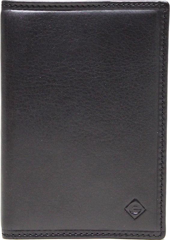 Обложка для паспорта Edmins, цвет: черный. 13843/1N SOF ED13843/1N SOF ED blackОбложка для паспорта Edmins выполнена из натуральной кожи с естественной фактурой и оформлена тиснением в виде символики бренда. Подкладка изготовлена из полиэстера. Изделие раскладывается пополам. Внутри размещены два накладных кармашка из кожи. В коллекциях кожгалантереи Edmins удачно сочетаются итальянская классика и шведский прагматизм, новаторство молодых дизайнеров и работы именитых мастеров, строгая цветовая гамма и смелые эксперименты с цветом. Изделия Edmins, разработанные в Италии, отличает высокое качество кожи, прекрасная износостойкость и актуальность коллекций. Изделие упаковано в фирменную коробку.