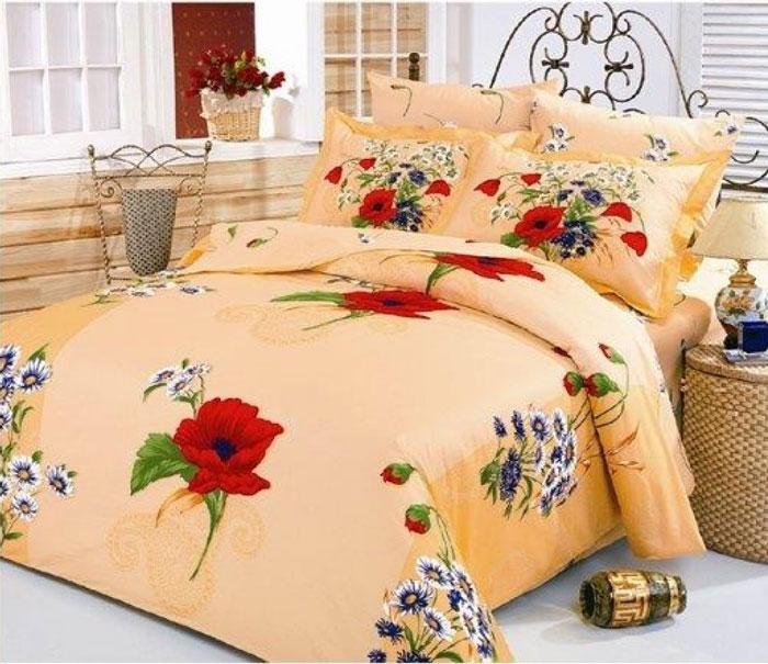 Комплект белья Le Vele Daisy, 1,5-спальный, наволочки 50х70. 741/40741/40