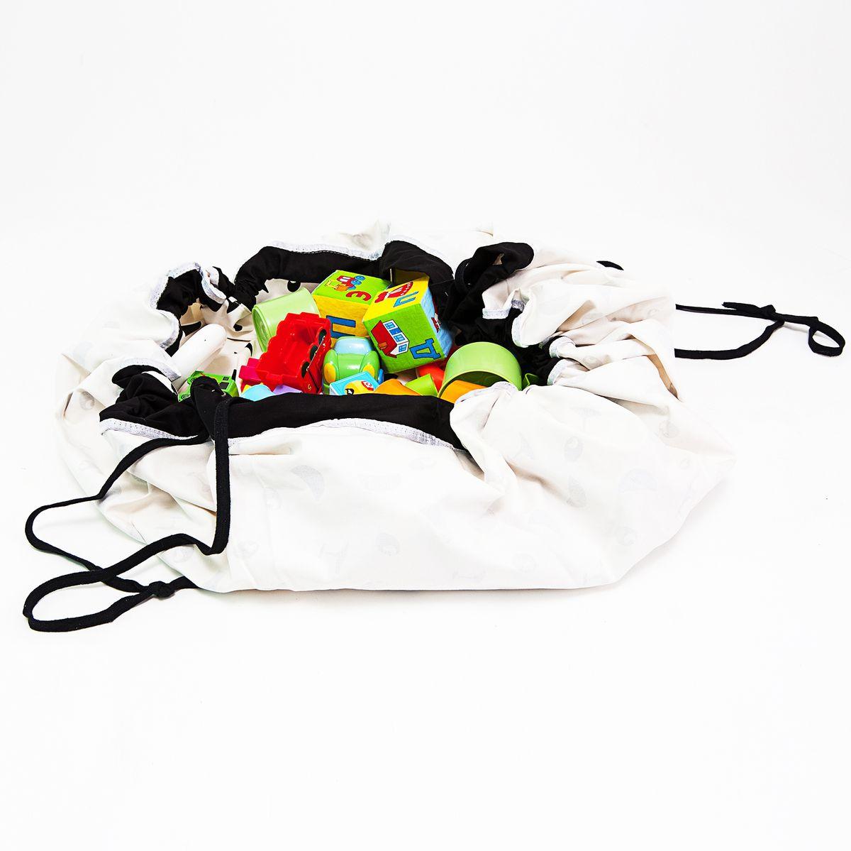 Сумка-коврик для игрушек Homsu