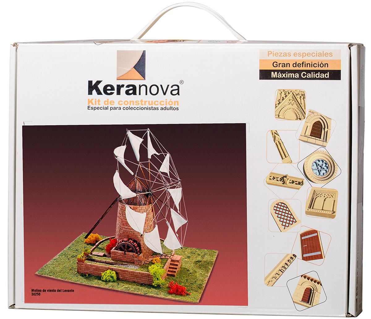 Keranova Конструктор Ветряная мельница30250Наборы для строительства Keranova позволяют почувствовать себя создателем архитектурных сооружений в полной мере. Средневековые замки и домики, башни, мельницы, береговые маяки – вы можете построить сами и украсить миниатюру по своему желанию. Некоторые модели выполнены в стандартном масштабе и являются точной копией оригинала. В ассортименте представлены модели с разным уровнем сложности. высокое качество натуральных материалов, достоверность моделей, а также возможность создания миниатюры по своему проекту создают уникальную возможность для реализации творческого начала вне зависимости от возраста и опыта. В состав набора входят: - каркас модели из бумаги, - основа для миниатюры из фанеры, - набор кирпичиков и черепицы из глины разного размера и разной фактуры (8 температурных режимов обжига кирпичиков), - имитация грунта (песок), имитация растительности (исландский мох – материал устойчивый к естественному разрушению), - имитация украшений фасадов и...