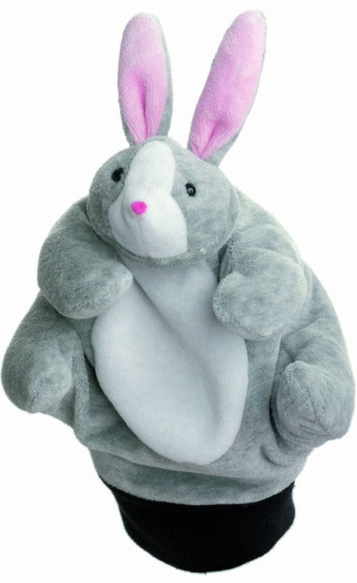 Beleduc Кукла на руку Кролик40093Плюшевая игрушка «Кролик» - это очаровательная мягкая игрушка, выполненная в виде забавного зверька, вызовет умиление и улыбку у каждого, кто ее увидит. Она станет замечательным подарком, как ребенку, так и взрослому. Игрушка удивительно приятна на ощупь и способствуют развитию мелкой моторики рук малыша. Мягкая игрушка может стать милым подарком, а может быть и лучшим другом на все времена. Способствует развитию логического и образного мышления, учит различать предметы по цвету и размеру, развивает мелкую моторику рук.