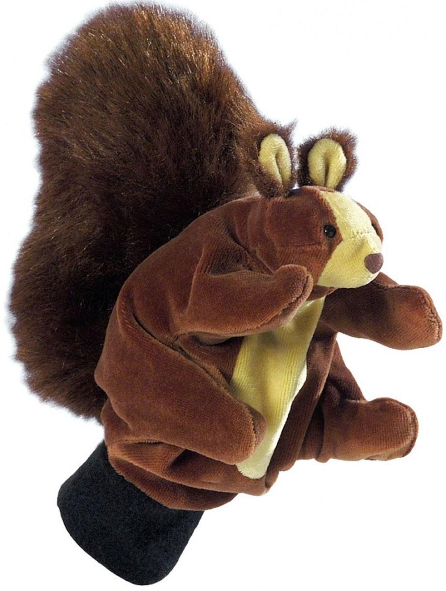 Beleduc Кукла на руку Белка40253Плюшевая игрушка «Белка» - это очаровательная мягкая игрушка, выполненная в виде забавного зверька, вызовет умиление и улыбку у каждого, кто ее увидит. Она станет замечательным подарком, как ребенку, так и взрослому. Игрушка удивительно приятна на ощупь и способствуют развитию мелкой моторики рук малыша. Мягкая игрушка может стать милым подарком, а может быть и лучшим другом на все времена. Способствует развитию логического и образного мышления, учит различать предметы по цвету и размеру, развивает мелкую моторику рук.