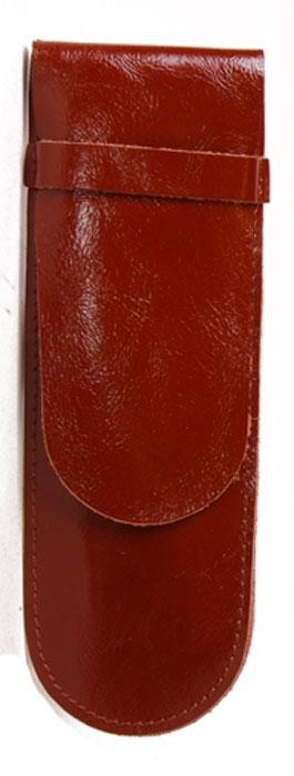 Футляр для ручки жен. Cheribags, цвет: рыжий. 04К-1018-2804К-1018-28Футляр для ручки из натуральной кожи.