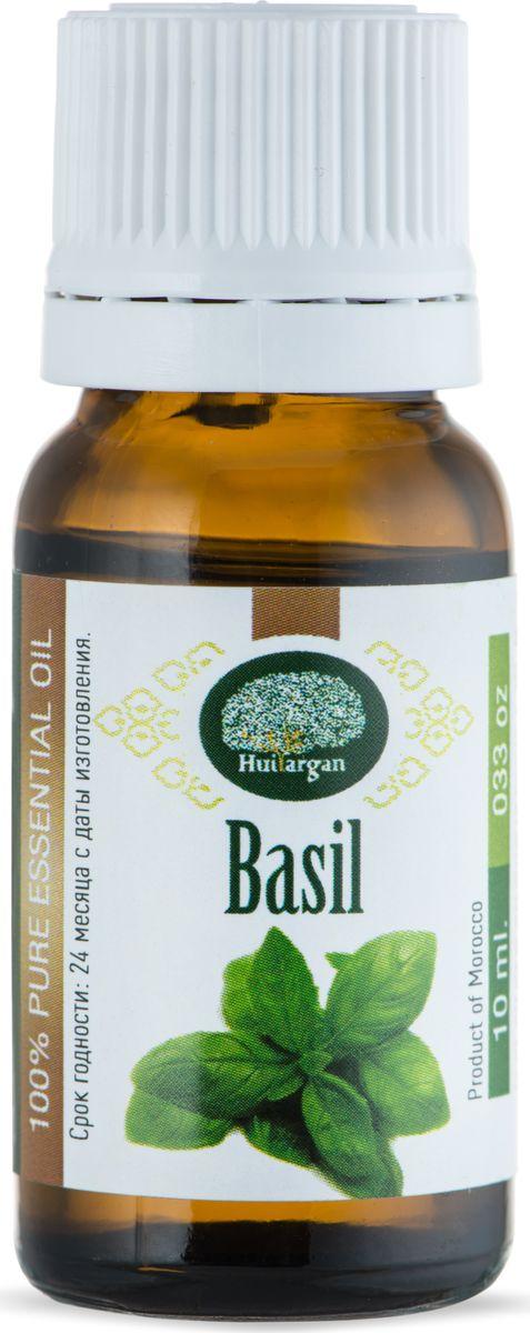 Huilargan Эфирное масло базилика, 10мл2000000012636Устраняет проявления нервного истощения, бессонницу, меланхолию. Омолаживает, тонизирует и разглаживает кожу. Снимает вопалительные процессы. Препятствует выпадению волос. Сводит бородавки.
