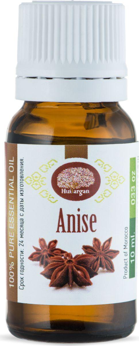 Huilargan Эфирное масло аниса, 10 мл2000000012810Выводит из стрессовых состояний! Снимает нервное перенапряжение! Повышает эластичность, тургор и упругость кожи! Обладает антисептическим действием!