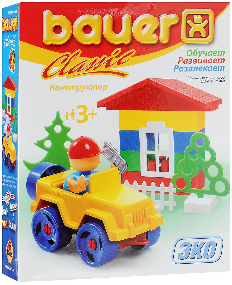 Bauer Конструктор Машина и дом