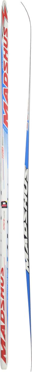 Лыжи беговые Madshus Race Combi MG, цвет: белый, красный, синий, длина 200 смN13367Madshus Race Combi MG - это добротные, надежные, универсальные беговые лыжи для любителей. Изделия изготовлены из прочных материалов. Лыжи оснащены деревянным сердечником с воздушными каналами. Изделия имеют специальные насечки MG для классического хода. Лыжи легкоуправляемые, не требуют специального ухода и долговечны в использовании. Ширина лыжи в месте крепления ботинка: 4 см.