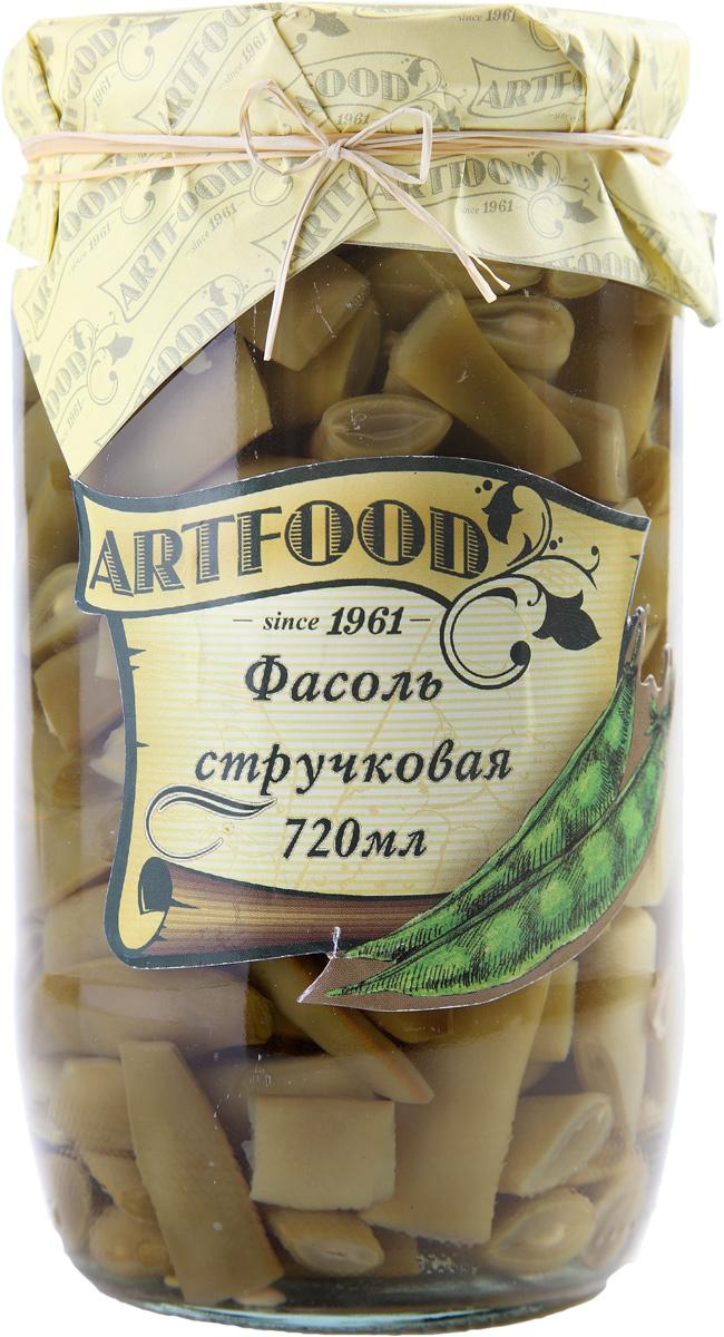 Artfood фасоль стручковая, 660 г23001110200022Консервированная фасоль в томатном соусе выступает необходимым ингредиентом многих кушаний: закусок, салатов, супов, а также она может использоваться в качестве отличного гарнира к мясным блюдам и даже паштету.