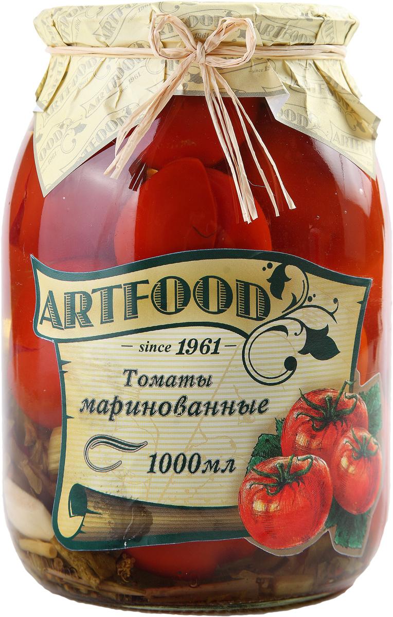 Artfood томаты маринованные, 1 кг23001110200020