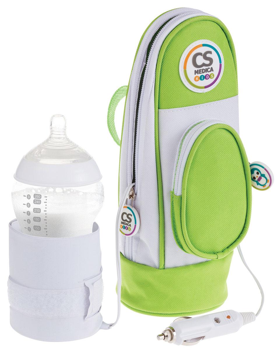 CS Medica Подогреватель для бутылочек автомобильный KidsУТ000001794Для любимых малышей! Это современный, бережный и быстрый способ подогрева бутылочек с жидкостью (молоком или молочной смесью), а также баночек с детским питанием до температуры, комфортной для кормления ребенка. Использование подогревателя позволяет сохранить полезные питательные вещества молока и детского питания, что жизненно необходимо для здорового развития ребенка. Подходит для всех типов бутылочек. Быстрый и бережный подогрев. Работает от бортовой сети автомобиля. Термосумка. Комплект поставки: Подогреватель, руководство по эксплуатации с гарантийным талоном.