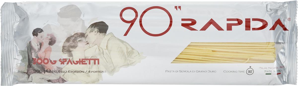 Rustichella паста Спагетти 90 секунд, 300 г88320Rustichella Спагетти 90 секунд - итальянская паста, которая производится исключительно из твердых сортов пшеницы. Благодаря низкому содержанию крахмала и высокому содержанию клейковины такие макаронные изделия не развариваются и становятся блестящими и упругими. Спагетти 90 секунд - инновационный продукт, который создан по уникальной технологии, позволяющей приготовить спагетти с идеальной консистенцией всего за полторы минуты. Rustichella - итальянская фирма, специализирующаяся на производстве макаронных изделий из твердых сортов пшеницы. Для изготовления макарон используется отборная пшеничная мука, замешанная с чистой горной водой, что придает макаронным изделиям уникальную консистенцию и вкус, который не сравнится ни с чем.