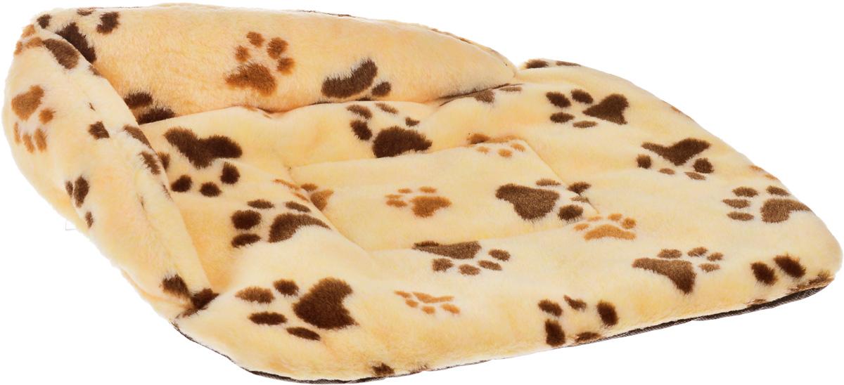 Лежак для животных Elite Valley Софа, малый, цвет: желтый, коричневый, 46 х 33 х 11 см. Л-6/1Л-6/1_желтый, коричневыйЛежак для животных Elite Valley Софа изготовлен из искусственного меха, наполнитель - холлофайбер. Он станет излюбленным местом вашего питомца, подарит ему спокойный и комфортный сон, а также убережет вашу мебель от многочисленной шерсти. На таком лежаке вашему любимцу будет мягко и тепло. Яркий дизайн позволяет изделию выглядеть привлекательным даже в период линьки.