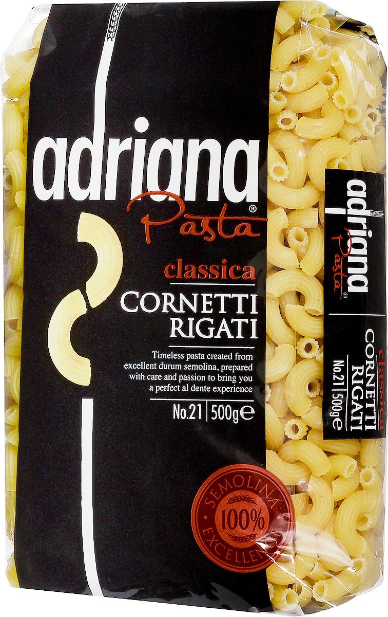 Adriana Cornetti Rigati паста, 500 г 15006