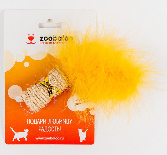 Игрушка для кошек Zoobaloo Когтеточка с марабу3310Игрушка Zoobaloo Когтеточка с марабу предназначена для кошек. Эта привлекательная когтеточка изготовлена из сизалевой ткани, украшена яркими перьями и позволит вам избежать появления царапин на мебели! Ваш питомец сможет затачивать когти без вреда интерьеру вашего дома. Кошачья мята делает игрушку отличным аксессуаром для самостоятельной игры. УВАЖАЕМЫЕ КЛИЕНТЫ! Обращаем ваше внимание на возможные изменения в цветовом дизайне.