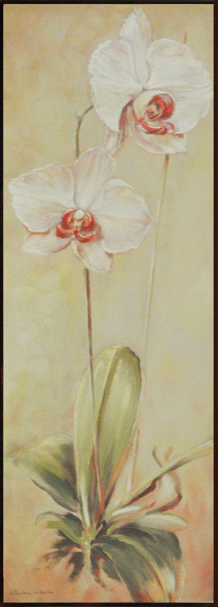 Декобокс СолоДомДекор Цветы орхидея, 25х70 см2000191902655