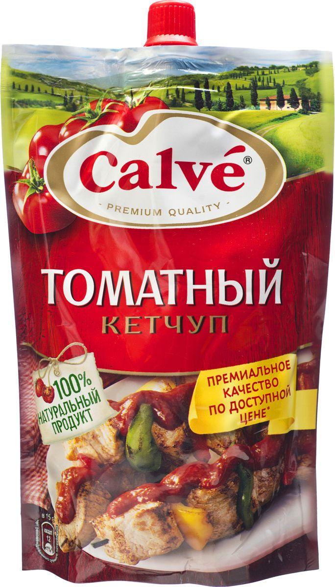 Calve Кетчуп Томатный, 350 г