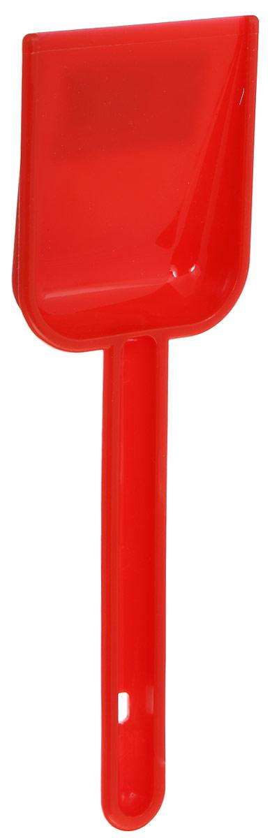 Stellar Совок детский цвет красный 21 см1217_красныйДетский совок Stellar станет лучшим помощником вашему малышу на прогулке, так как игры с песком развивают тактильную чувствительность, познавательные и творческие способности. Он выполнен из прочного полипропилена, абсолютно безопасного для малыша. С помощью такого совочка можно легко и быстро пересыпать песок и наполнять различные емкости. Детский совок Stellar будет для вашего ребенка незаменимой игрушкой в песочнице и на пляже!