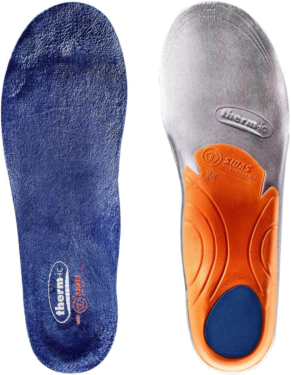 Стельки Therm-IC Insulation 3D, с термозащитой. Размер XST24-0100-003_03Анатомические стельки для с высокой теплоизоляцией. Высокое качество материала обеспечивает идеальный комфорт в обуви. 3D форма поддерживает циркуляцию крови, чтобы сохранить тепло. Дополнительная EVA вставка обеспечивает амортизацию в пяточной зоне.