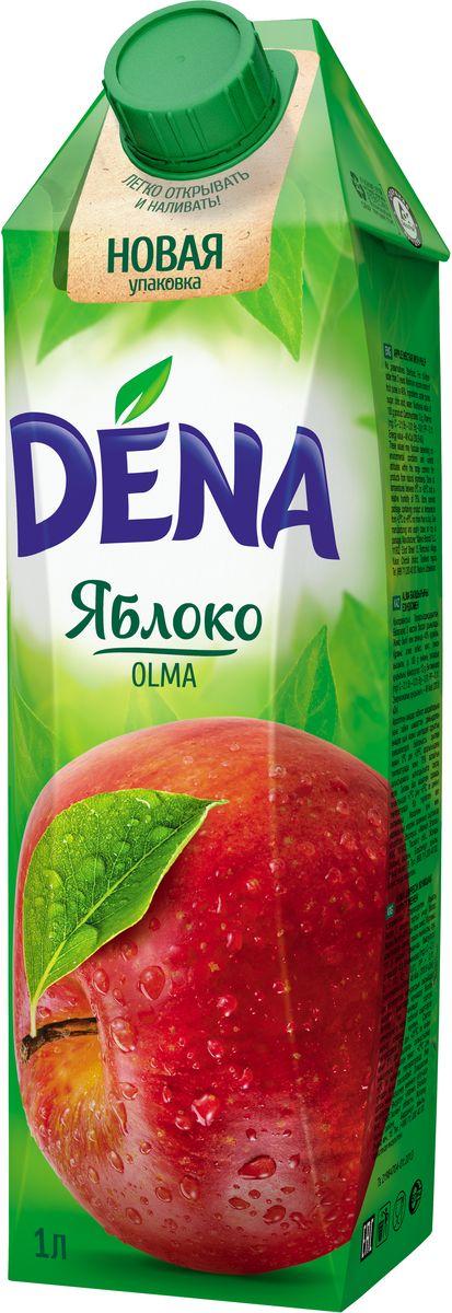 """Dena """"Яблоко с мякотью"""" нектар, 1 л D-7"""
