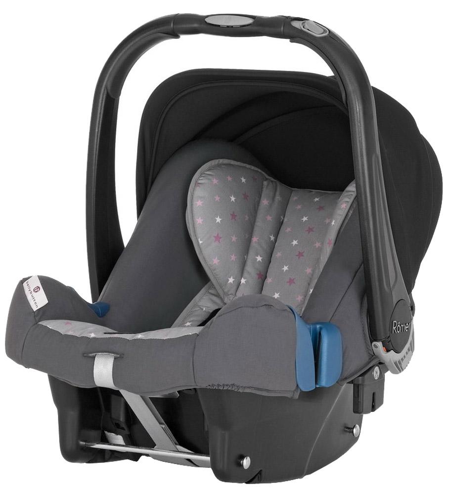 "Автокресло Romer (Ромер) ""Baby-Safe plus SHR II Pink Starlite"", 0-13 кг"