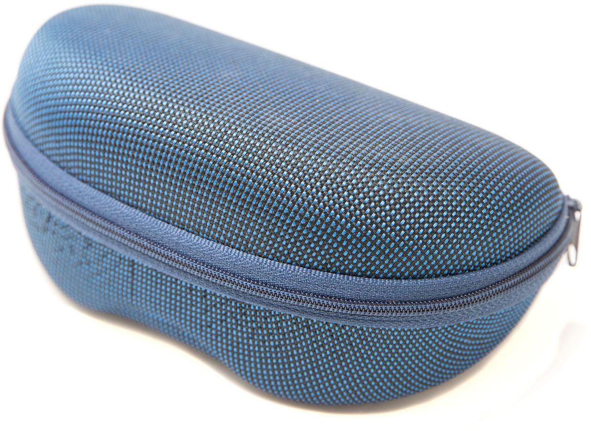 Футляр для очков Mitya Veselkov, цвет: темно-синий. CHEKH-DB1CHEKH-DB1Отличный, качественно сделанный чехол для очков оградит ваши любимые очки от пыли, поломок и прочих неприятностей. Удобно использовать для транспортировки очков.