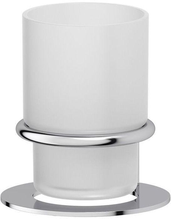 Стакан для ванной Artwelle Universell, настольный. AWE 001AWE 001Торговая марка Artwelle принадлежит компании Santech Allianz Gmbh. Универсальный дизайн аксессуаров позволяет дополнить практически любой интерьер, а широкий ассортимент предоставляет свободу выбора. Надежность конструкции, профессиональное крепление и прочность покрытия позволяют использовать изделия не только в домашних условиях, но также и в общественных местах, включая отели. В производстве коллекций используются материалы высокого качества, что обеспечивает долговечность изделий.