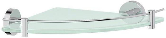 Полка для ванной Artwelle Harmonie, угловая, 26 см. HAR 039HAR 039Торговая марка Artwelle принадлежит компании Santech Allianz Gmbh. Универсальный дизайн аксессуаров позволяет дополнить практически любой интерьер, а широкий ассортимент предоставляет свободу выбора. Надежность конструкции, профессиональное крепление и прочность покрытия позволяют использовать изделия не только в домашних условиях, но также и в общественных местах, включая отели. В производстве коллекций используются материалы высокого качества, что обеспечивает долговечность изделий.